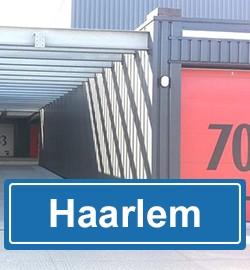 Garageboxen in Haarlem